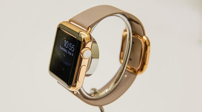 """LVMH и Apple разработают """"умные"""" часы"""