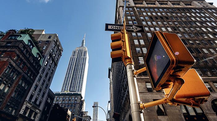 Путевые заметки: Нью-Йорк