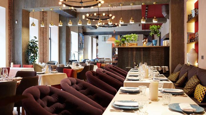 Открытие недели в Санкт-Петербурге: ресторан Goose Goose и Bar27