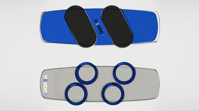 Полет нормальный: левитирующий скейтборд Hendo
