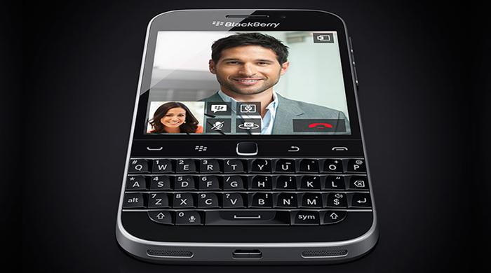 Классика жанра: BlackBerry представили смартфон Classic