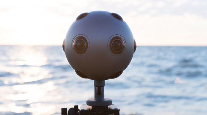 Nokia разрабатывает камеру виртуальной реальности