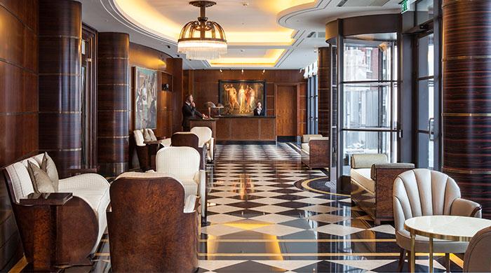 В Лондоне открылся отель The Beaumont