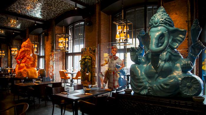 Открытие недели: ресторан Black Thai Александра Раппопорта и Ginza Project