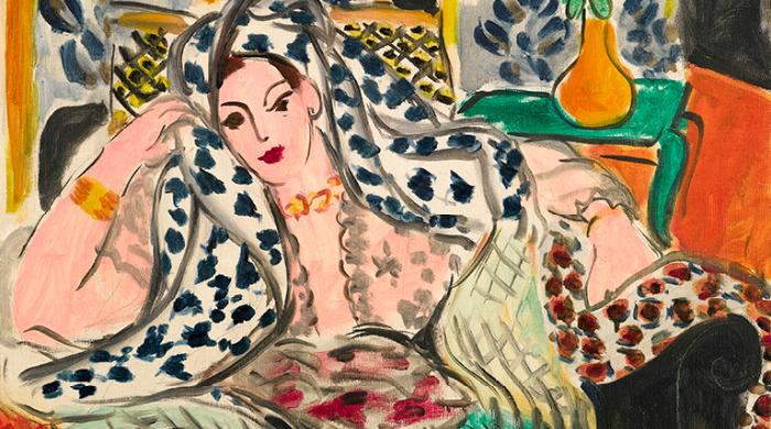 "Sotheby's продадут одну из ""одалисок"" Матисса"