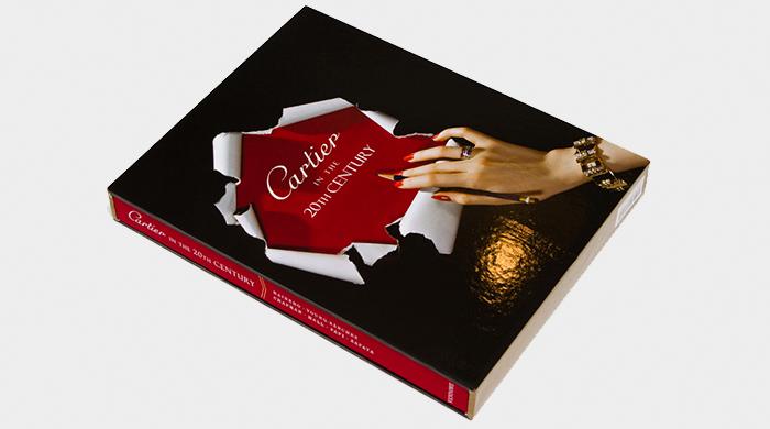 Cartier выпустили книгу-альбом Cartier in the 20th Century