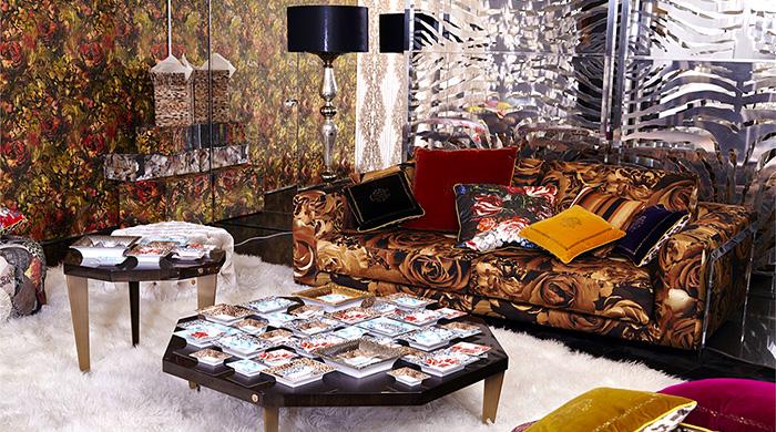 Не надо стесняться: новая коллекция Roberto Cavalli Home