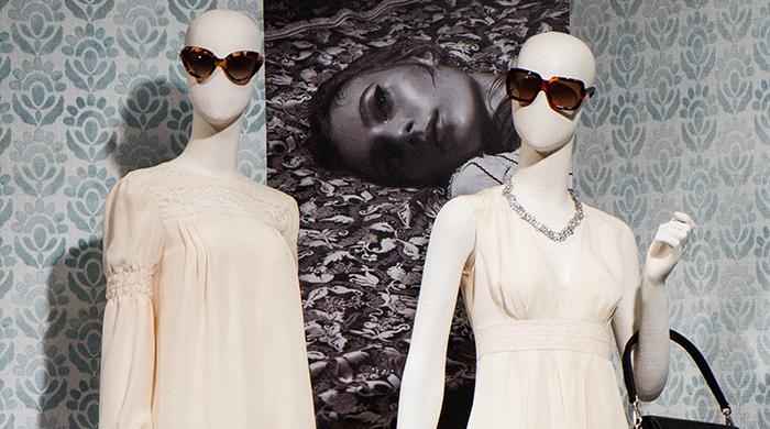 Prada создали капсульную коллекцию платьев Spring Package