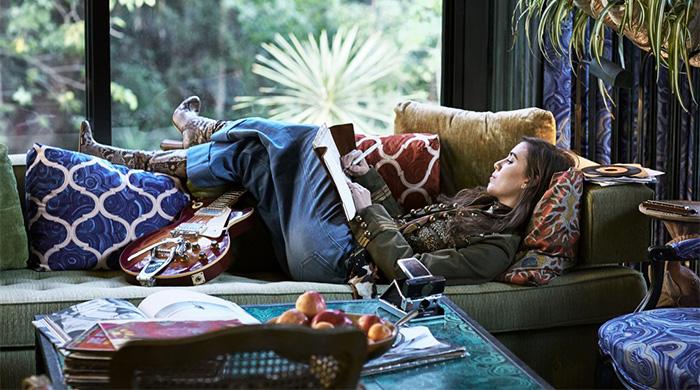 Вслед за музыкой: Lykke Li в новом видео Gucci