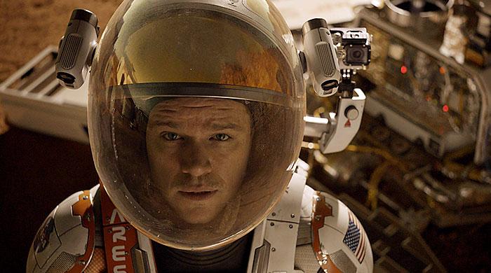 "Разговор начистоту: Мэтт Дэймон, Джессика Честейн и Ридли Скотт о съемках ""Марсианина"""