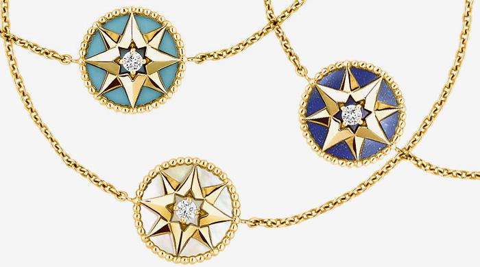 """""""Роза ветров"""": новая коллекция Dior Fine Jewellery"""