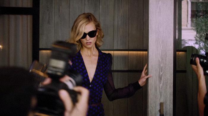 Secret Agent: фильм Питера Линдберга для Diane von Furstenberg