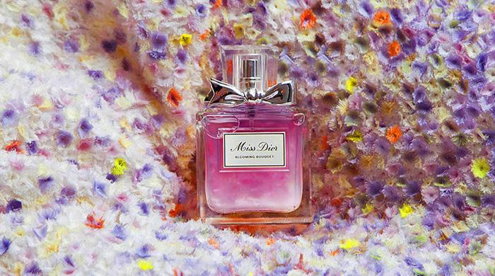 История аромата Miss Dior