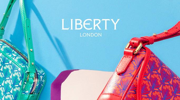 Рекламная кампания линии аксессуаров универмага Liberty