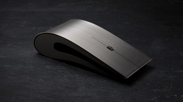 Компьютерная мышь из титана от Intelligent Design