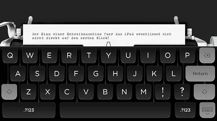 Том Хэнкс выпустил приложение — печатную машинку для iPad