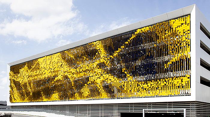 Да будет свет: архитектурные эксперименты с иллюминацией зданий