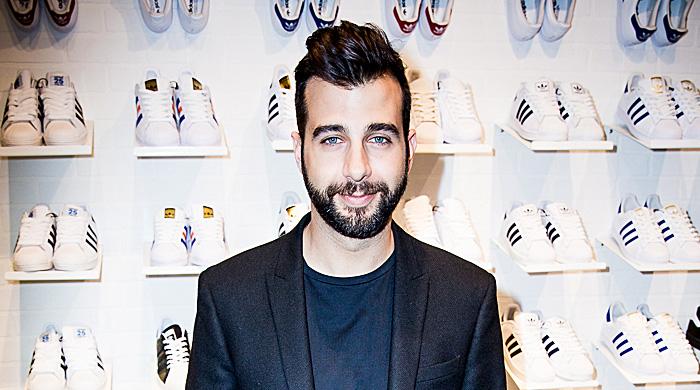 Вечеринка adidas Originals по случаю запуска новой кампании