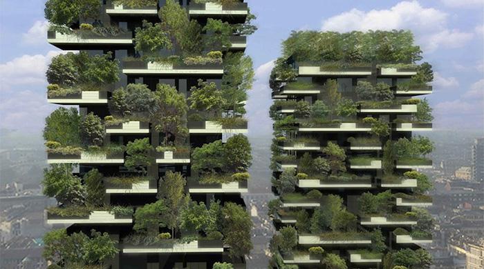 В Лозанне появится вертикальный лес