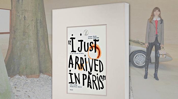 Юрген Теллер снял книгу о первой коллекции Николя Жескьера для Louis Vuitton