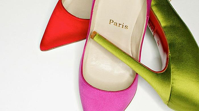 Знаменитые туфли Christian Louboutin отмечают 10-летний юбилей