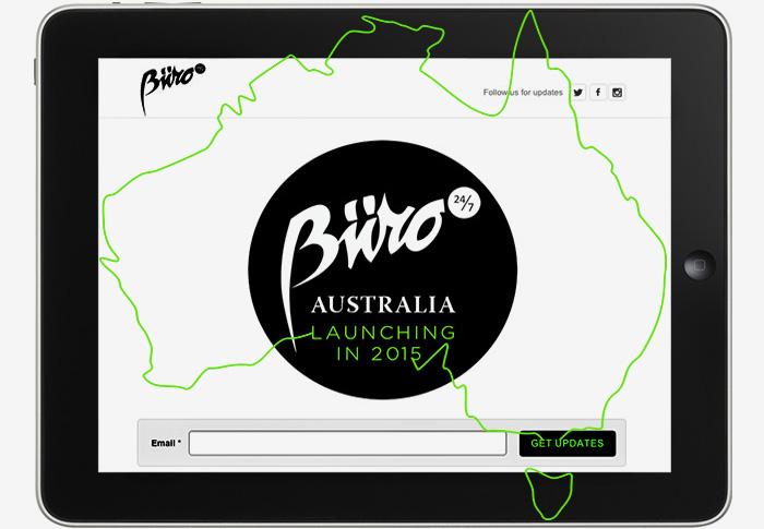 Buro 24/7 запускается в Австралии