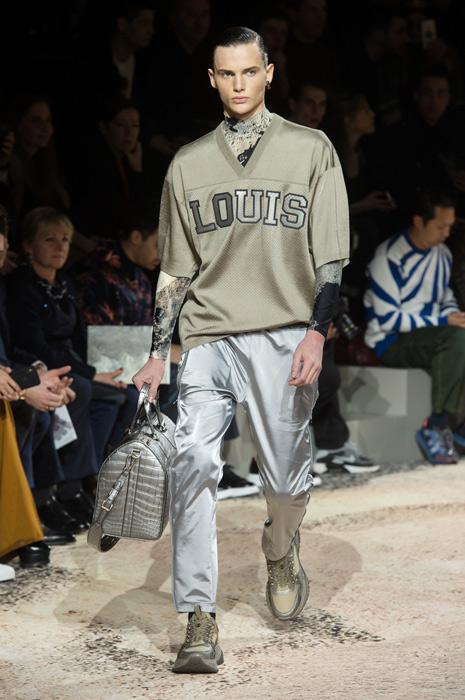 5803b051ecfa Louis Vuitton, мужская коллекция осень-зима 2018 | Buro 24/7